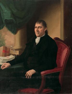 John Tayler - Gubernatorial portrait of John Tayler.