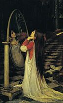 John William Waterhouse - Mariana in the South (study).jpg