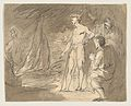 John the Baptist and Two Men, with Christ MET DP857023.jpg
