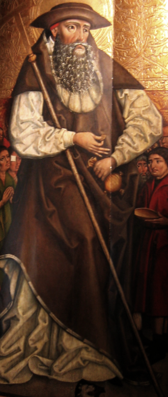 John the Merciful - John the Merciful, second half of the 15th century, Warsaw National Museum