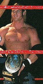 Johnny Nitro as Intercontinental champion.