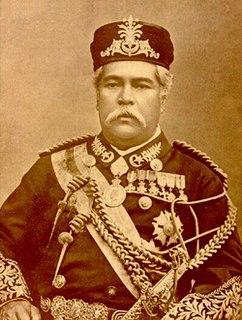 Abu Bakar of Johor Al-Khalil (The Beloved)