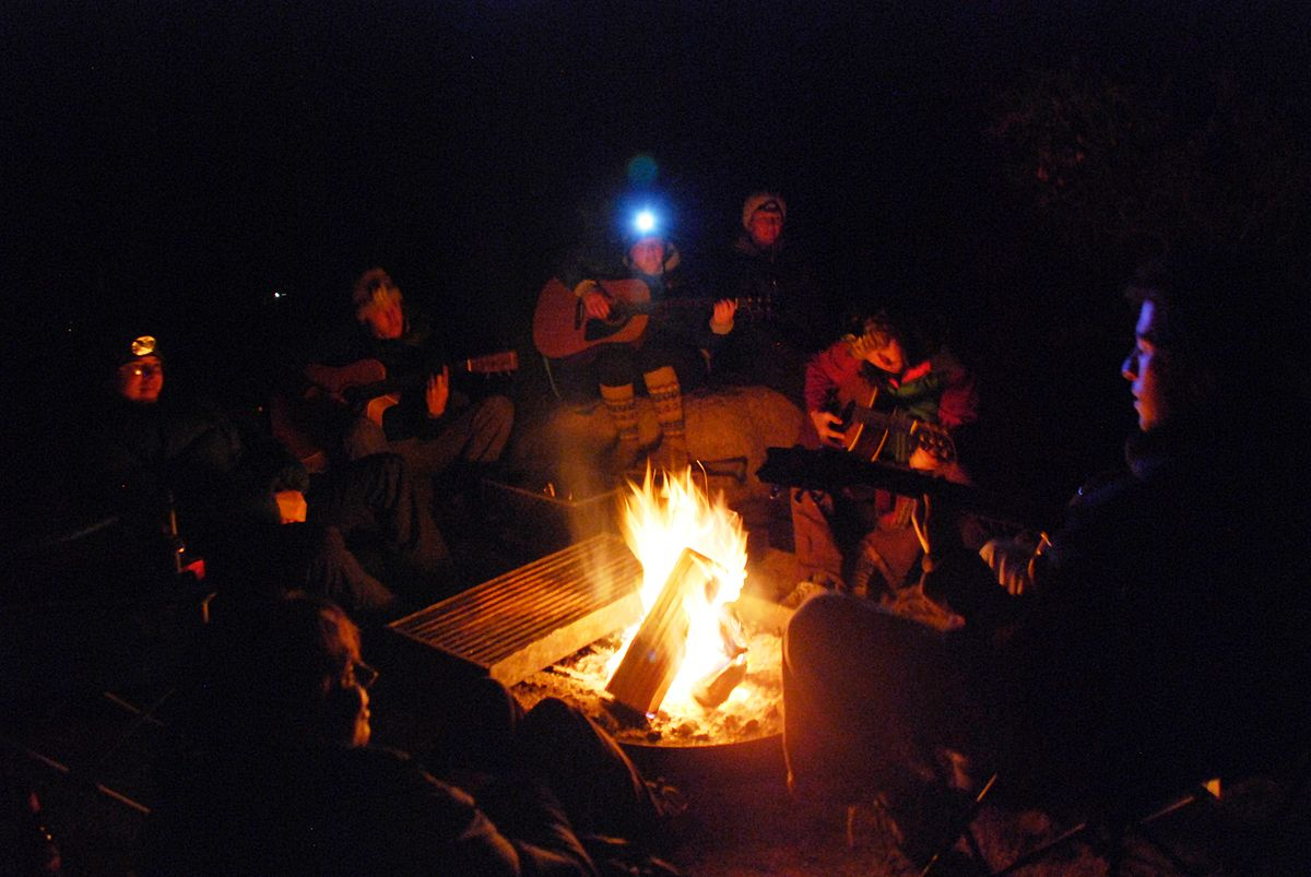 Campfire - Travel guide at Wikivoyage