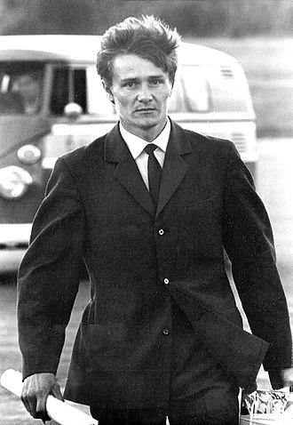 Jouko Kuha - Jouko Kuha in 1968.