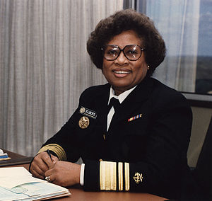Joycelyn Elders - Image: Joycelyn Elders official photo portrait