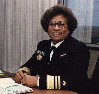 Joycelyn Elders - Image: Joycelyn Elders official photo portrait