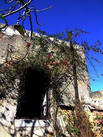 """Melo, Uruguay - The house of Juana de Ibarbourou (also known as """"Juana de América"""") in Melo."""