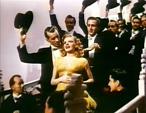 Cropped screenshot of Judy Garland from the fi...