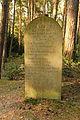 Juedischer Friedhof Westerkappeln Gedenkstein 01.JPG