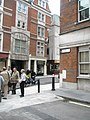Junction of Chancery Lane and Bream Buildings - geograph.org.uk - 885660.jpg