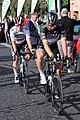 Juraj Sagan and Peter Sagan, 2020 Paris-Nice.jpg