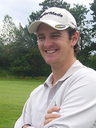 Justin Rose - Rose in 2008