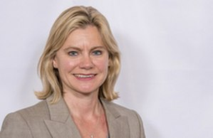 Secretary of State for Education - Image: Justine Greening Df E