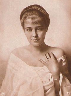 Käthe Haack German actress