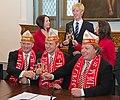 Kölner Dreigestirn - Unterzeichnung Sessionsvertrag im Senatssaal-5392.jpg