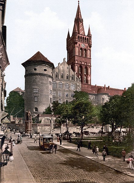 File:Königsberg Castle.jpg