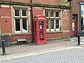 K6 telephone kiosk, Blakey Moor, Blackburn.jpg