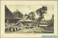 KITLV - 37429 - Demmeni, J. - Tulp, De - Haarlem - A Batak village - 1911.tif