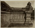 KITLV 28317 - Isidore van Kinsbergen - Relief on the first gallery on the south side of Panataran, Kediri - 1867-02-1867-06.tif