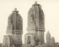 KITLV 88210 - Unknown - Temples at Barakhar in British India - 1897.tif