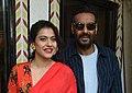 Kajol and Ajay Devgn promoting Tanhaji (cropped).jpg