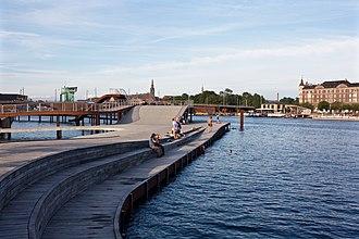 Kalvebod Brygge - Kalvebod Wave