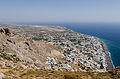 Kamari seen from ancient Thera - Santorini - Greece - 05.jpg