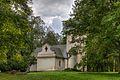Kamenice kostel frantiska serafinskeho od sz.jpg