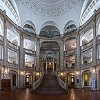 Kammergericht, Berlin-Schöneberg, Treppenhalle (1), 160809, ako.jpg