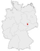 Leipzih in Duitsland