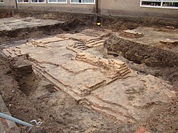 Kasteel Bredevoort opgraving 2009 04