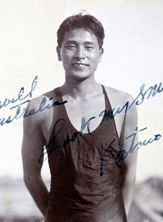 Katsuo Takaishi - Katsuo Takaishi in 1926