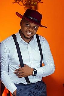 Ken Erics Nigerian actor