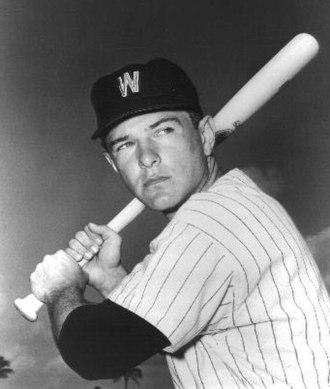 Ken Hamlin (baseball) - Image: Ken Hamlin 1962