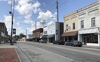 Kenly, North Carolina Town in North Carolina, United States