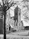 kerk gezien vanuit het noordwesten - naaldwijk - 20161478 - rce