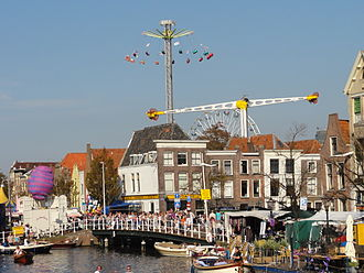 3 October Festival - The festival in Leiden