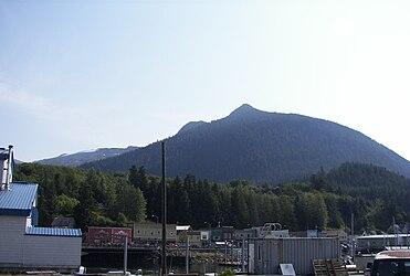 Ketchikan, Alaska towards Creek Street.jpg