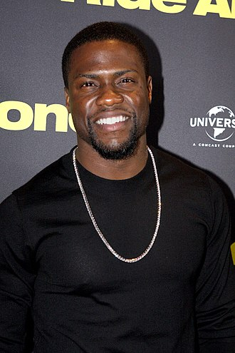 Comedian - Kevin Hart in 2014