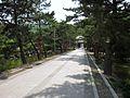 Kibitsuhiko-jinja sandou.JPG