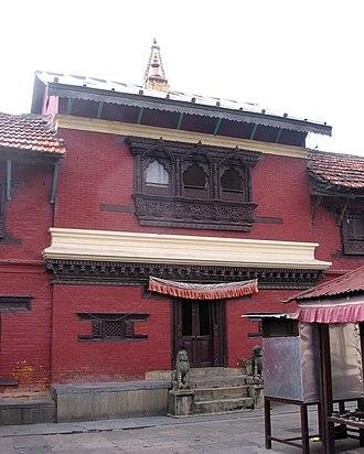 Dharmachari Guruma - Kimdo Baha, Kathmandu