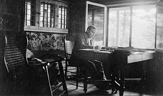 William Lyon Mackenzie King - King, while writing Industry and Humanity, 1917