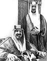 King Abdul Aziz with Prince Saud.jpg