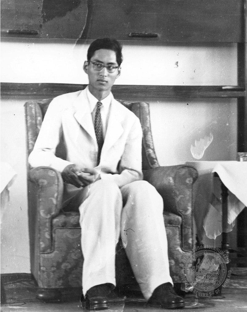 King Ananda Mahidol