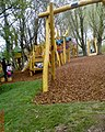 Kingsgate Park. Adventure playground - geograph.org.uk - 805626.jpg