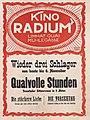 Kino Radium, Zürich, Kinoplakat vom 31. Oktober 1912.jpg