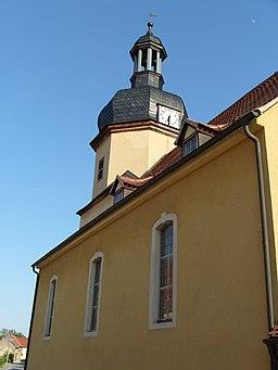 Kirche in Tromsdorf