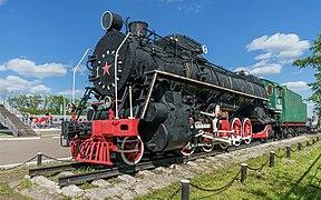 Kirov Oblast Zuevka railway station asv2019-05 img2.jpg