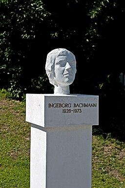 INGEBORG BACHMANN - Die gestundete Zeit