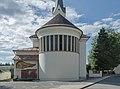 Klagenfurt Kirchengasse 12 Stadtpfarrkirche St Ruprecht Apsis 29092015 5143.jpg
